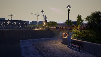 Screenshot6 - Euro Fishing: Foundry Dock