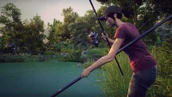Screenshot1 - Euro Fishing: Urban Edition