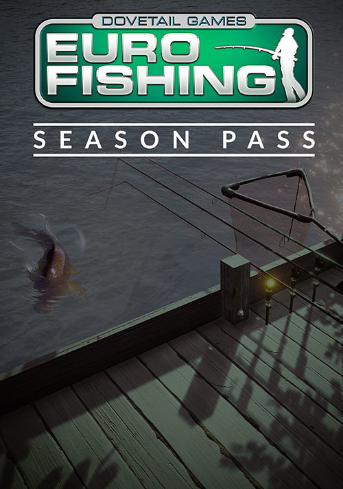 Euro Fishing: Season Pass - Packshot