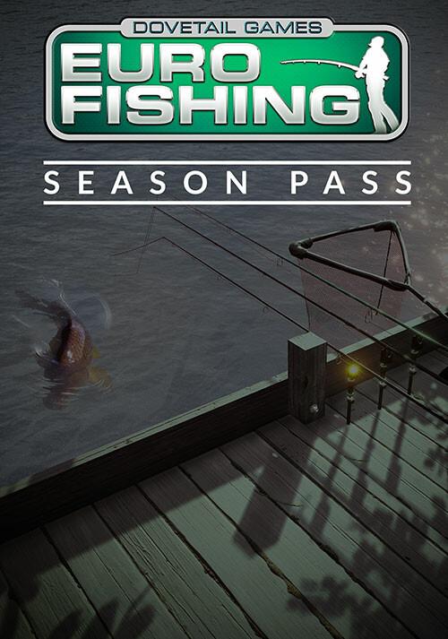 Euro Fishing: Season Pass - Packshot