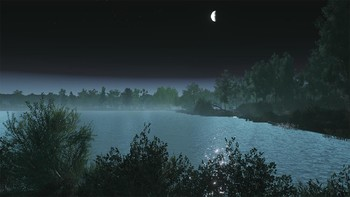 Screenshot3 - Euro Fishing: Manor Farm Lake