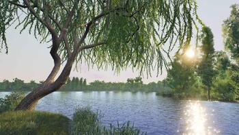 Screenshot5 - Euro Fishing: Manor Farm Lake