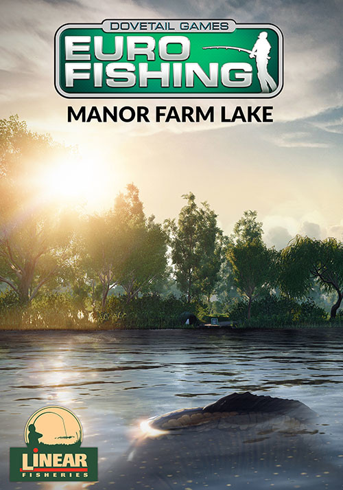 Euro Fishing: Manor Farm Lake - Packshot
