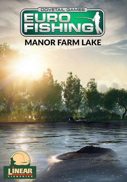 Euro Fishing: Manor Farm Lake - Packshot
