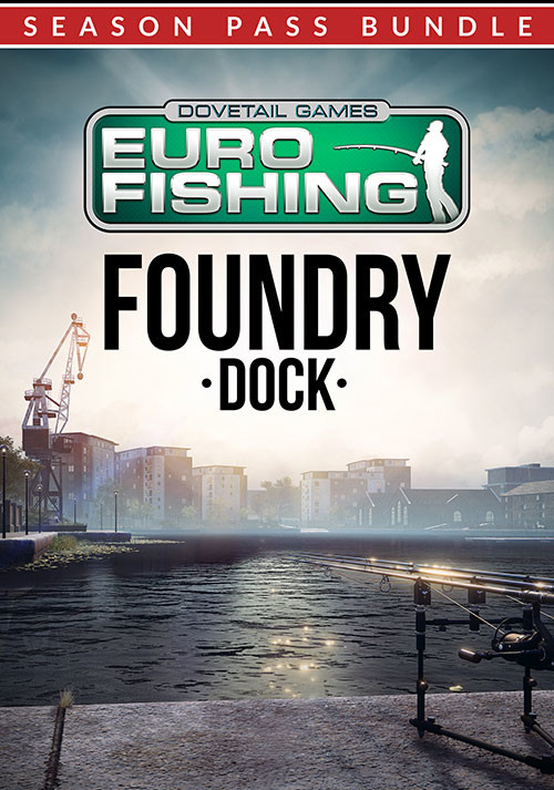 Euro Fishing: Foundry Dock + Season Pass - Packshot