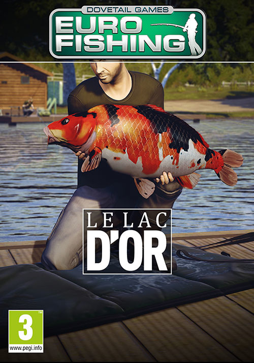 Euro Fishing: Le Lac d'Or - Packshot