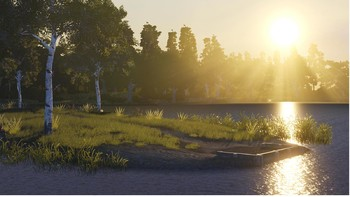 Screenshot10 - Euro Fishing: Le Lac d'Or