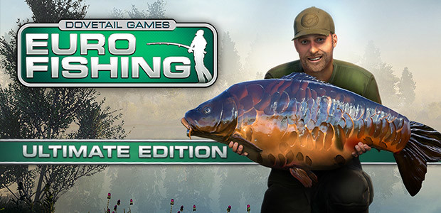 Euro Fishing: Ultimate Edition - Cover / Packshot