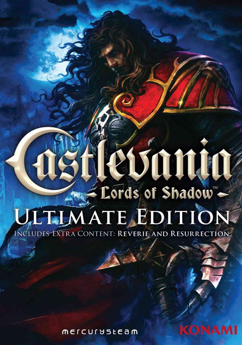 Castlevania: Lords of Shadow - Ultimate Edition - Cover / Packshot