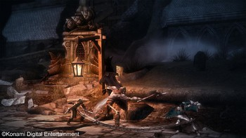 Screenshot6 - Castlevania: Lords of Shadow - Mirror of Fate HD