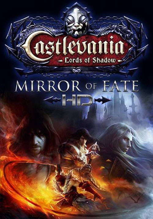 Castlevania: Lords of Shadow - Mirror of Fate HD - Cover