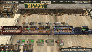 Screenshot5 - Bounty Train