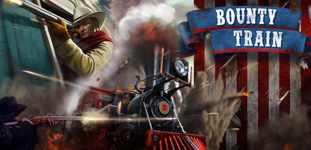 Bounty Train - Cover / Packshot