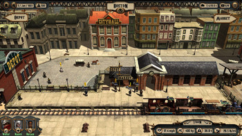 Screenshot1 - Bounty Train