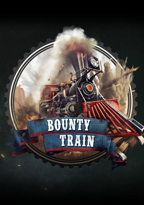 Bounty Train - Cover / Packshot