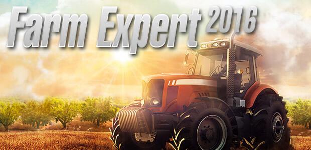 Farm Expert 2016 - Cover / Packshot
