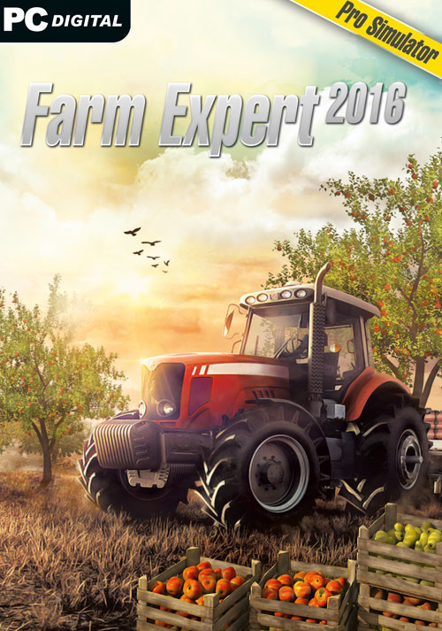 Farm Expert 2016 - Packshot