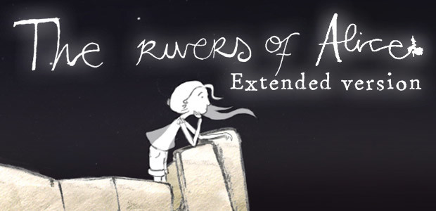 The Rivers of Alice - Extended Version - Cover / Packshot