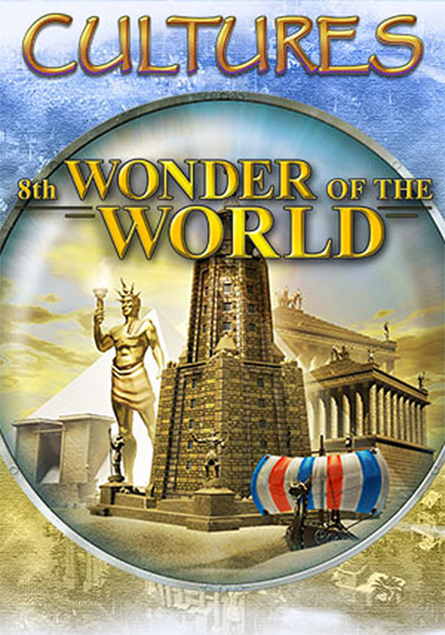 Cultures - 8th Wonder of the World - Cover