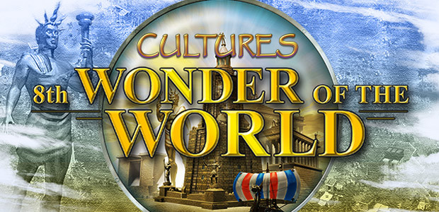 Cultures - 8th Wonder of the World - Cover / Packshot