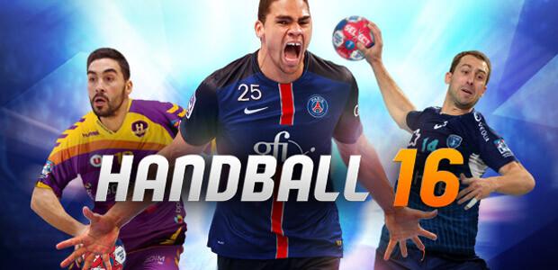 Handball 16 - Cover / Packshot