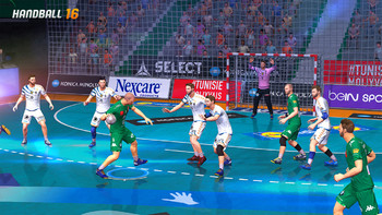 Screenshot1 - Handball 16