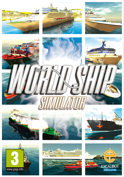 World Ship Simulator - Cover