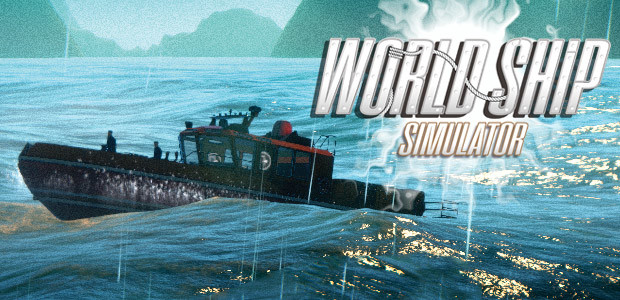 World Ship Simulator - Cover / Packshot