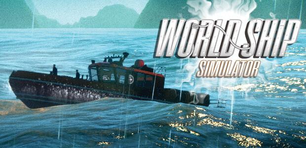 World Ship Simulator - Cover / Packshot