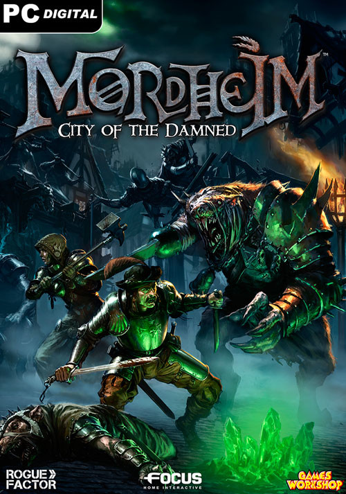 Mordheim: City of the Damned - Cover