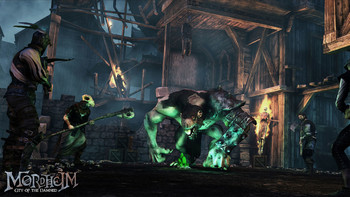 Screenshot7 - Mordheim: City of the Damned