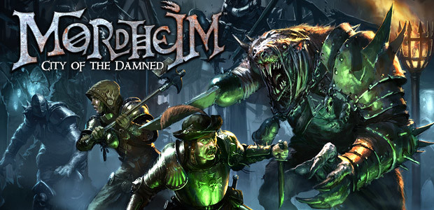 Mordheim: City of the Damned - Cover / Packshot