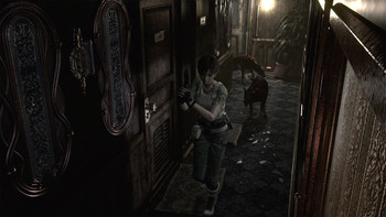 Screenshot1 - Resident Evil 0 / biohazard 0 HD REMASTER