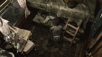 Screenshot3 - Resident Evil 0 / biohazard 0 HD REMASTER