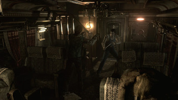 Screenshot8 - Resident Evil 0 / biohazard 0 HD REMASTER