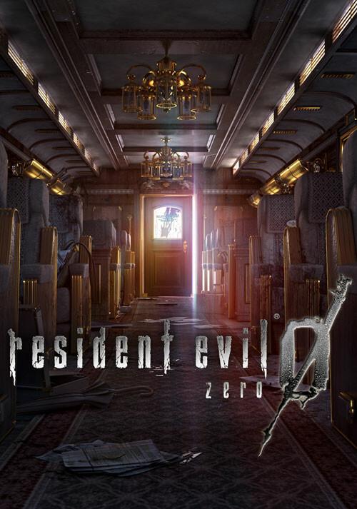 Resident Evil 0 / biohazard 0 HD REMASTER - Packshot