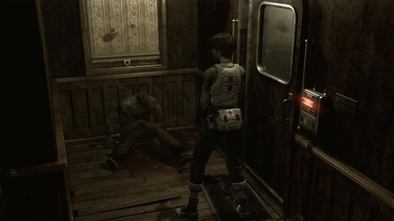 Скачать Resident Evil Zero для Рс на русском