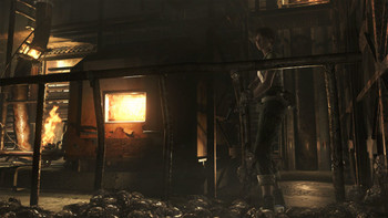 Screenshot4 - Resident Evil 0 / biohazard 0 HD REMASTER