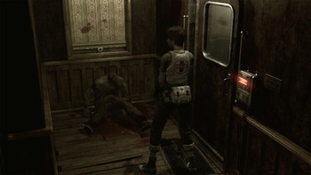 Screenshot2 - Resident Evil 0 / biohazard 0 HD REMASTER