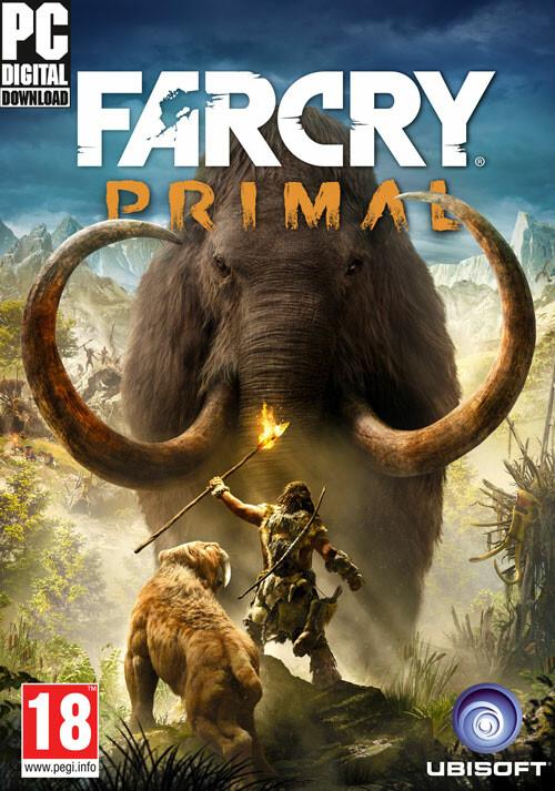 Far Cry Primal - Cover / Packshot