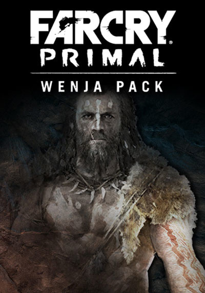 Far Cry Primal - Wenja Pack - Cover