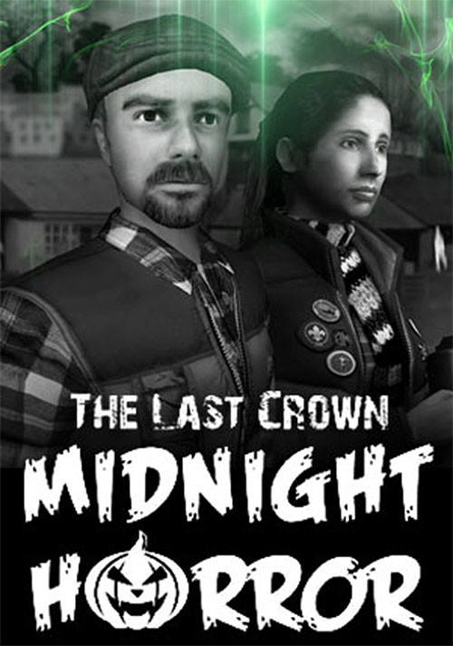 The Last Crown: Midnight Horror - Cover