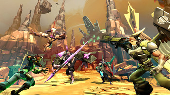 Screenshot5 - Battleborn