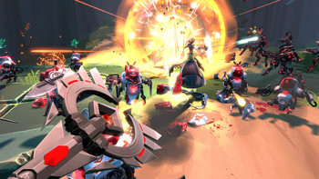 Screenshot1 - Battleborn