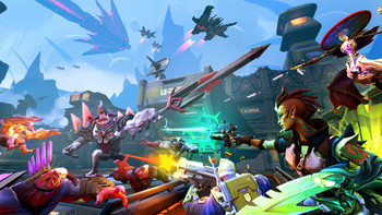 Screenshot4 - Battleborn