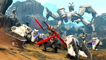 Screenshot2 - Battleborn Digital Deluxe