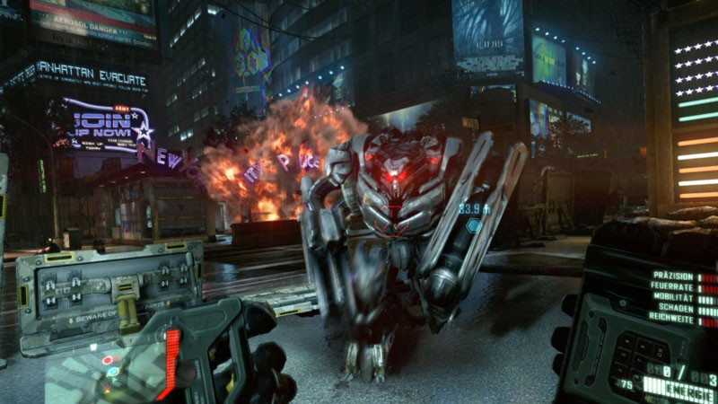 crysis 2 system requirements mac