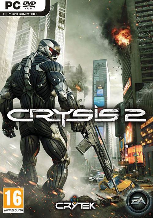 Crysis 2 - Cover / Packshot