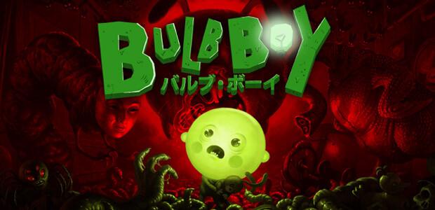 Bulb Boy - Cover / Packshot