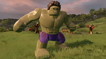 Screenshot1 - LEGO Marvel's Avengers